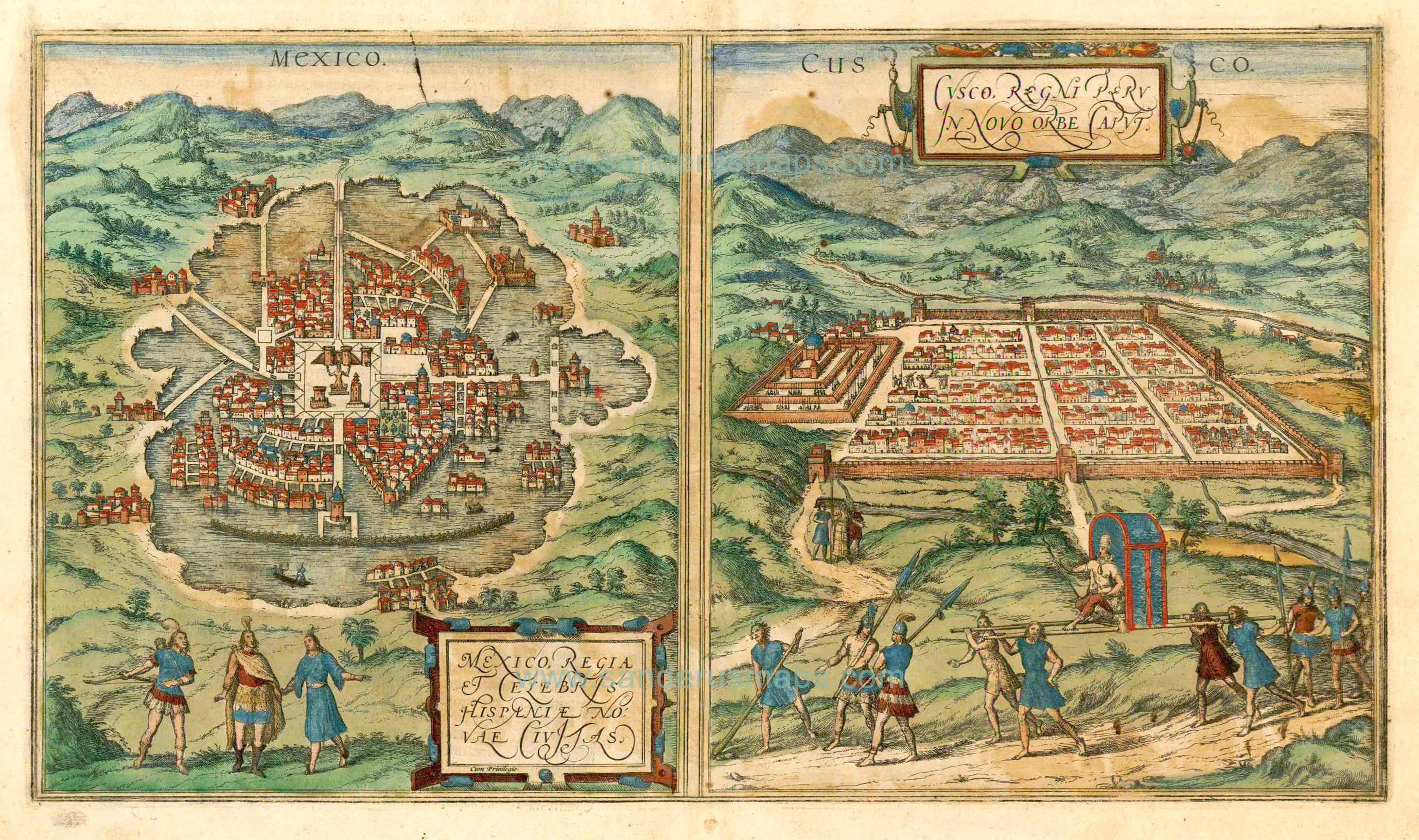 TenochtitlanCuzco